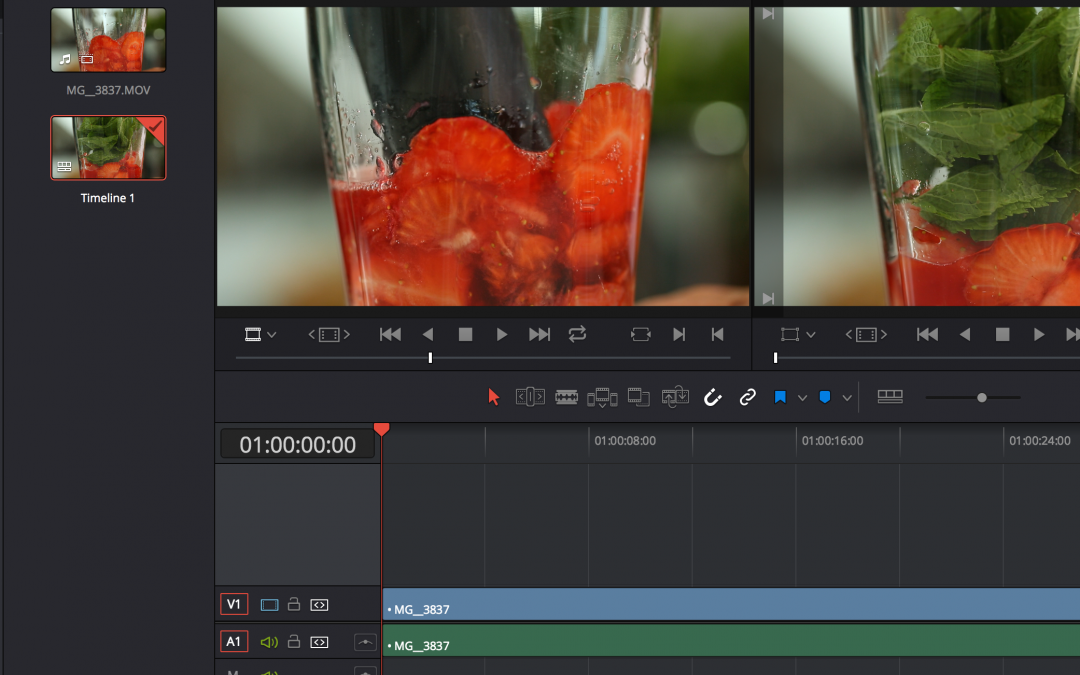 Kurzzeitig kostenlos: DaVinci Resolve 12 Video Editing Software